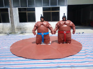 Sumo Wrestling Suits/Bouncy for rent