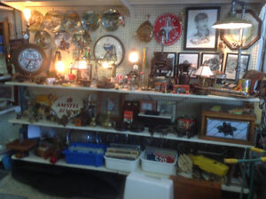 Garage Sale.:Antiques, Collectables,Sports Cars,Steam Punk Lamps