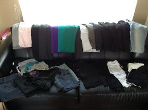 Mix lot of girls clothes