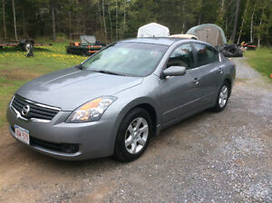 2008 Nissan Altima 2.5S auto Sedan extra clean rust free 6500.00