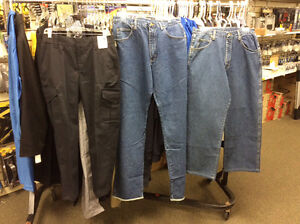 Jeans and other work clothing at great prices London Ontario image 1