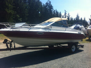 Maxxum 21 ft power/fishing boat