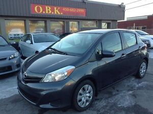 Toyota Yaris AUTOMATIQUE-AIR CLIMATISE-BLUETOOTH 2012