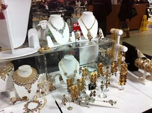JEWELRY DISPLAYS AND JEWELRY--FASHION,SILVER,INDIAN