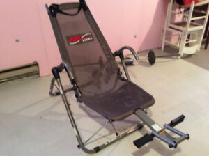 Chaise d'exercice FitnessQuest