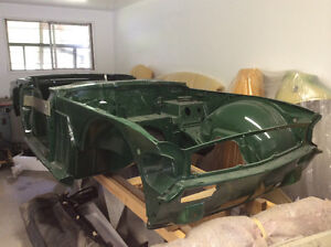 Tr6 Project