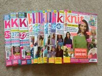 Knit now magazines