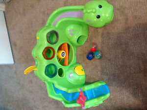 Fisher Price dinosaur ball toy