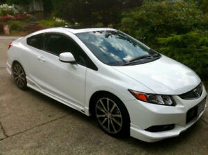 2012 Honda Civic SI HFP PACKAGE, NAVIGATION, SUNROOF!!