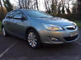 Vauxhall/Opel Astra 1.6i 16v VVT ( 115ps ) 2011MY Exclusiv