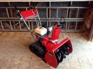 Honda Hs55 Snowblower