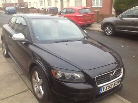 Volvo C30 1.6 r-design fully loaded