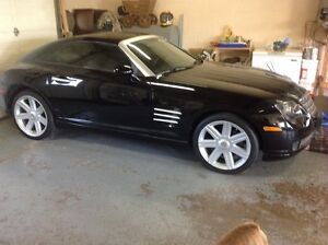 2004 Chrysler Crossfire Coupe (2 door)  3.2 Ltr  18 valve