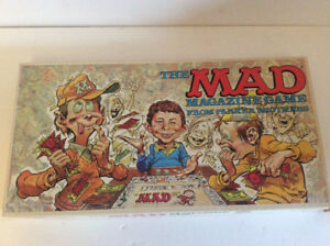 1979 Vintage Mad Magazine Board Game