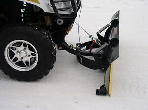 Quadivator ATV and UTV Snow Plows