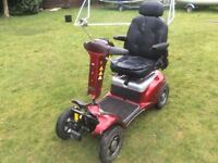 Mobility scooter for spares or make go kart