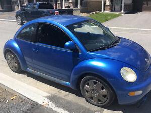 2001 Volkswagen Beetle Coupe (2 door)