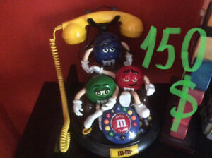 Collectable phone 150$
