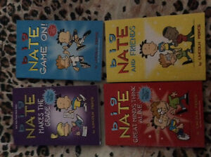 NEW BIG NATE COLLECTION