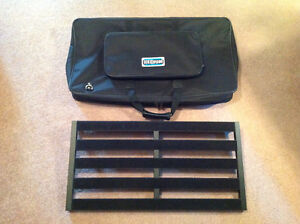 Pedaltrain Pro with Soft Carrying Case