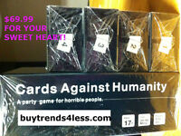 CARDS AGAINST HUMANITY!! - Funniest Game Around!!