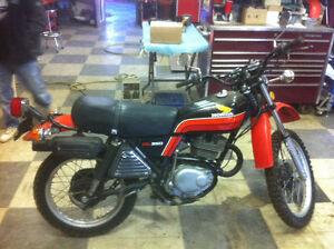 1978 Honda XL350