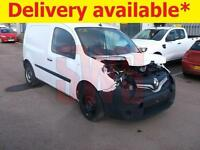 2014 Renault Kangoo ML19 Extra DCi 1.5 DAMAGED REPAIRABLE SALVAGE