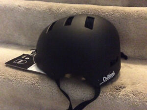 CRITICAL CYCLES BRAND SKATEBOARD/BICYCLE HELMET
