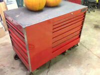 Large Snap On Tool box $800 or may trade for classic car/truck