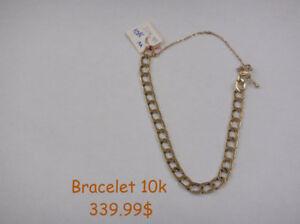 BRACELET 10K