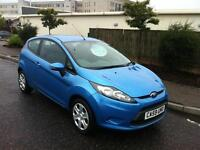 Ford Fiesta 1.25 ( 82ps ) 2009MY Edge