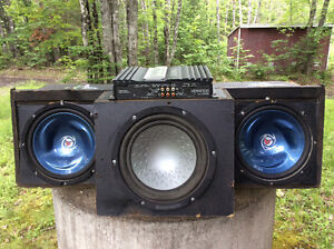 Kenwood & Poineer Subwoofers