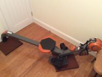 Body Sculpture Folding Rowing Machine