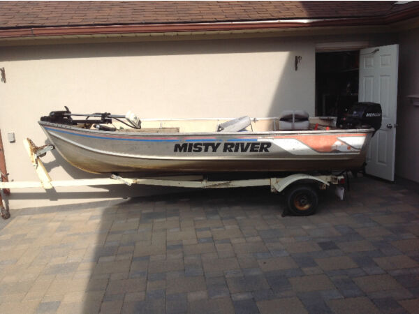 Used 1986 Other Misty river