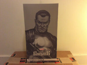 1/6 Scale Marvel Action Figure - Punisher