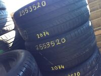 TYRE SHOP 275/30/20 255/35/20 265/35/20 275/35/20 245/40/20 255/45/20 245/35/20 USED RUNFLAT TYRES