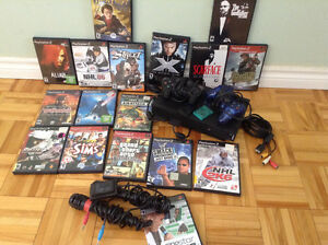 PlayStation machine and games