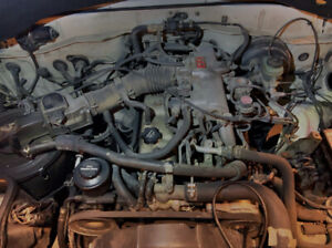 92 Toyota Land Cruiser  3FE Motor & A343 Automatic for sale $500