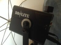Bowers Bo-Lite including Brolly, Sync Lead & Tripod