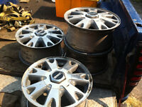 99 GMC Jimmy Rims