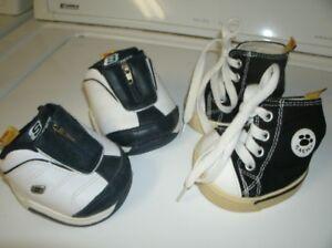 Build-a-Bear Shoes set