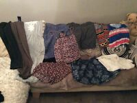 Lady's clothes bundle size 12 good high street names topshop other
