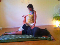 Thai yoga massage. Brampton.