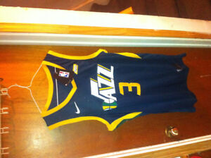 Utah jazz nba jersey 2xl new