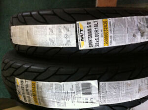 28x6-18 Mickey Thompson sportsman front radials