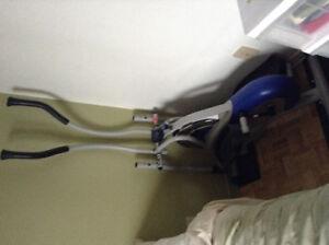Vélo et elyptique
