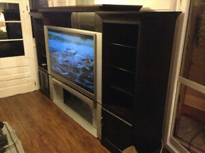 "62"" DLP HDTV With Stand"