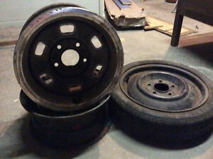 Late 70's early 80's Chevy RALLY Rims