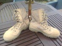 Desert boots size 8