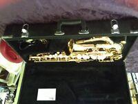 Jupiter alto saxaphone